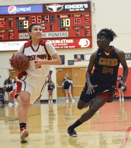 Women's hoops advance to conference championship