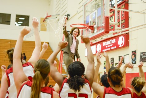 Women's basketball team captures conference championship