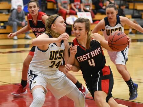 Basketball comes up short at regionals