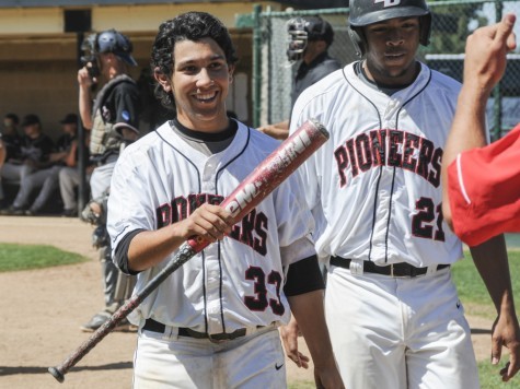 Pioneers split home double header with Chico State Wildcats