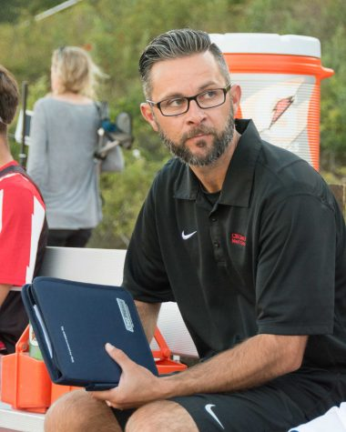 Men's soccer coach leaves for Las Positas