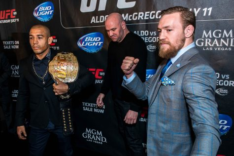 A fight without fists: McGregor vs. White for UFC 200
