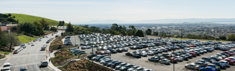 Dread the overflow lot: Rocky road to student parking