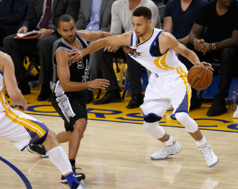 Warriors on the brink of history