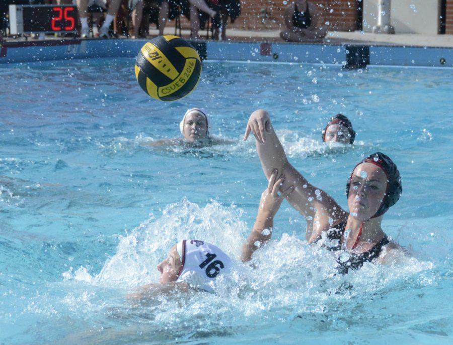 Water polo loses in conference championship