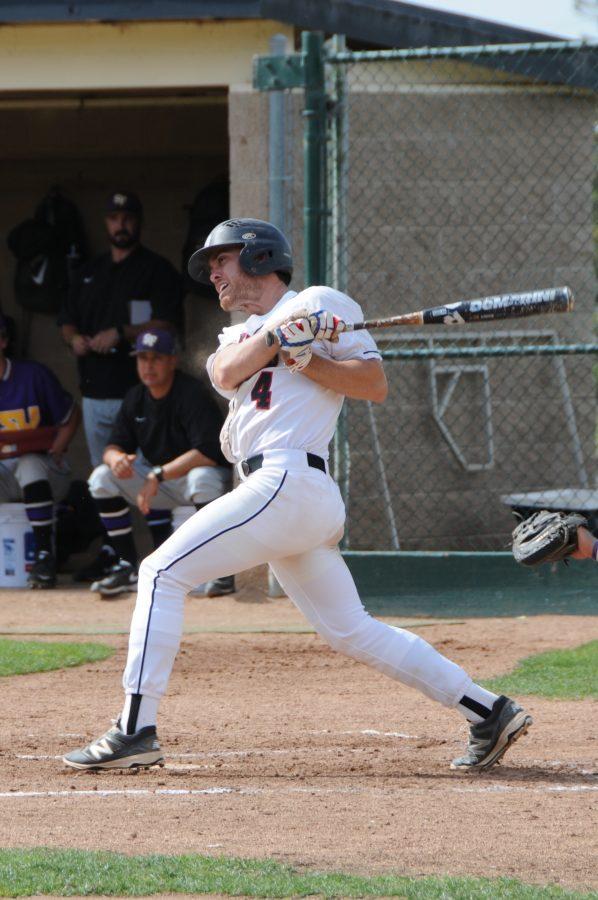 Baseball falls to conference rival SFSU Gators
