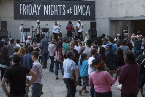 Oakland museum thrives on Friday night