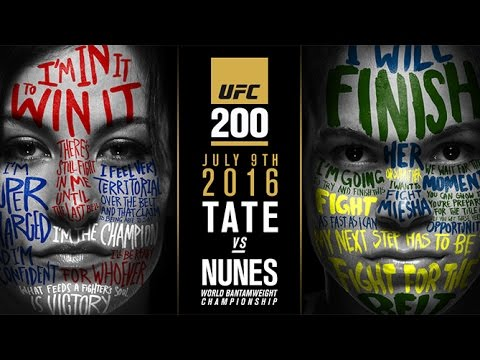 The curse on UFC 200 continues