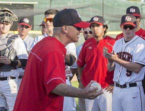 Baseball coaches step down
