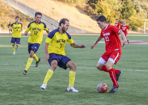 Soccer teams slug it out with Santa Cruz