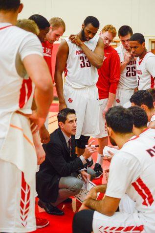 High hopes for men's basketball team