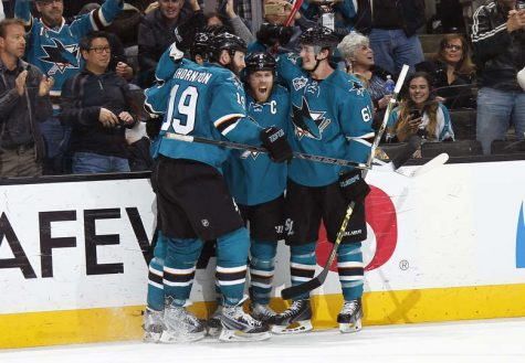Sharks looking to build on last season