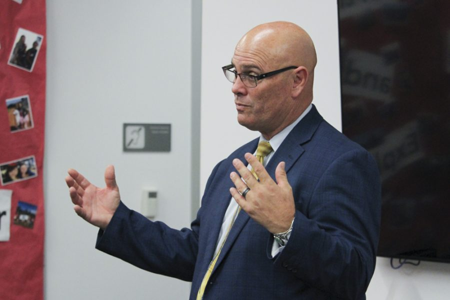 Search for new athletic director in full swing