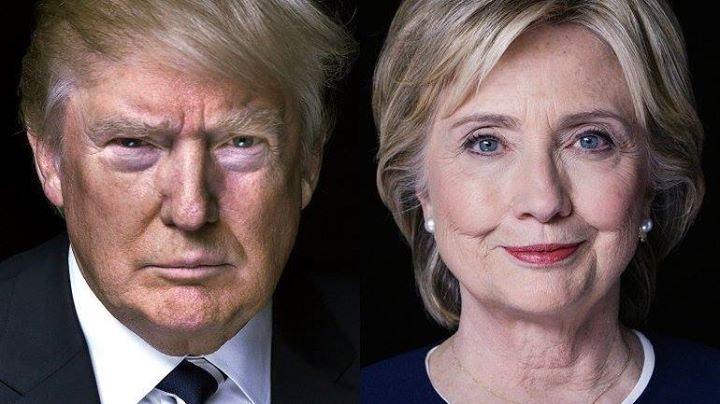Presidential election got me like 'nah'