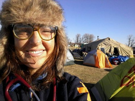 East Bay nursing student uses education at Standing Rock
