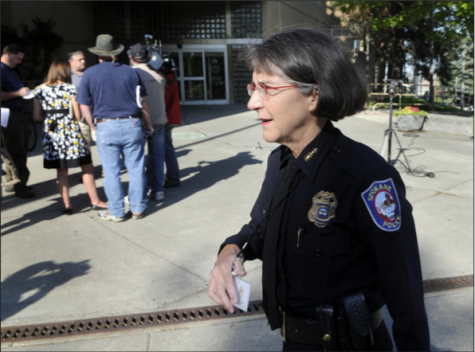 Oakland hires new police chief