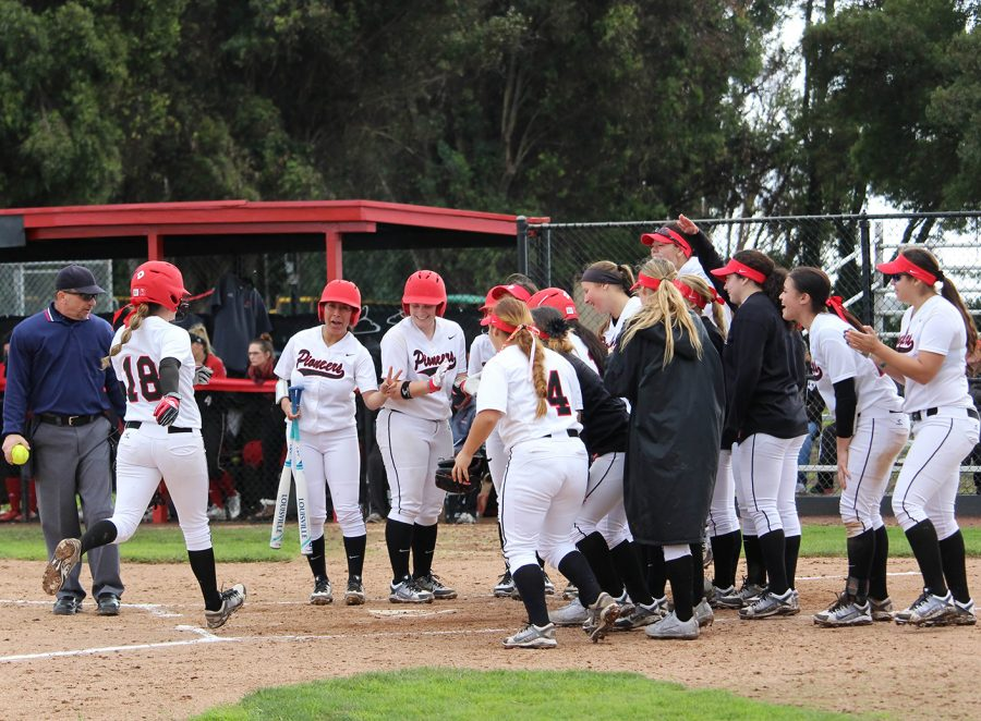 CSUEB softball starts season on high note