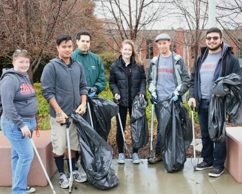 Sustainability club aims to keep campus, community green