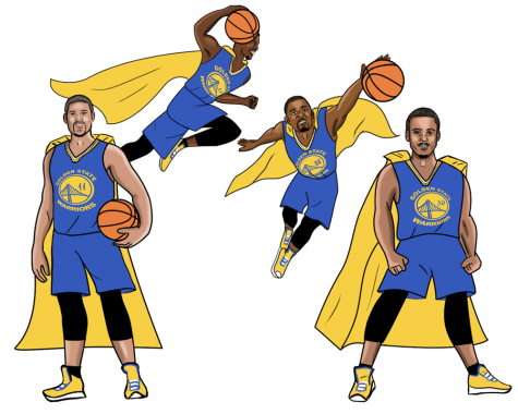 Golden State Warriors lead All-Stars