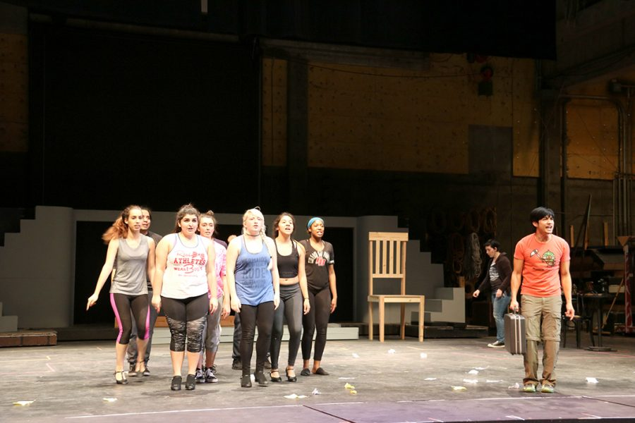 Cal State East Bay revives 'Cabaret' play