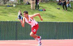 Track teams compete in invitational