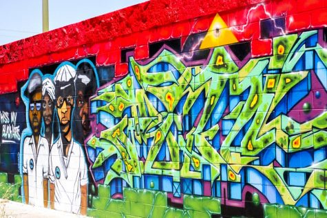 Oakland and graffiti art go hand in hand