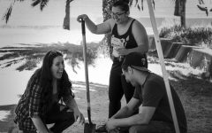 Anthropology students dig deep for projects