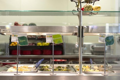Aramark misses the mark with dining choices on campus