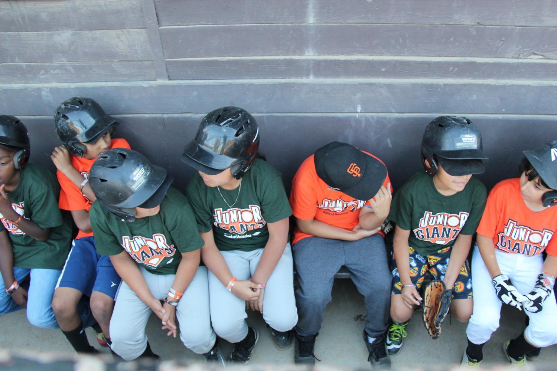 Junior Giants give kids major league summer