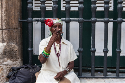 Portraits of working women: Overcoming 'machismo' in Cuba