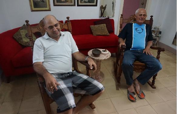 'Casa Particulars' in Havana, Cuba