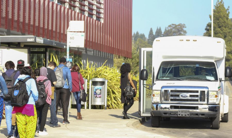 Time not of the essence for East Bay shuttles