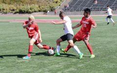 Men's soccer team cruises past Santa Cruz
