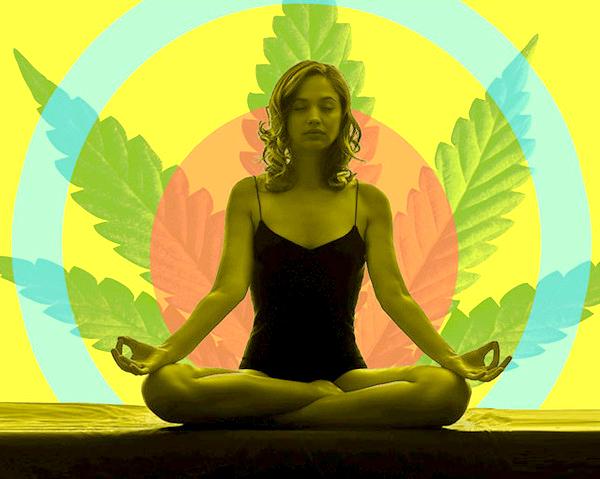 Ganja Yoga opens in Oakland