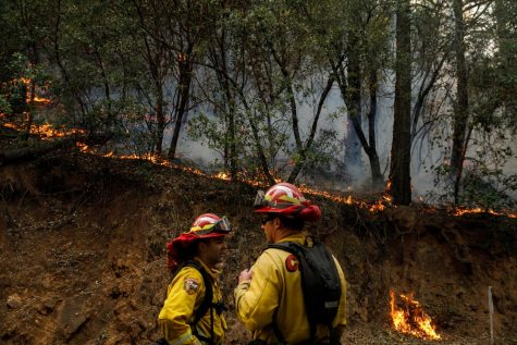 Sonoma County receives help from other cities' emergency responders