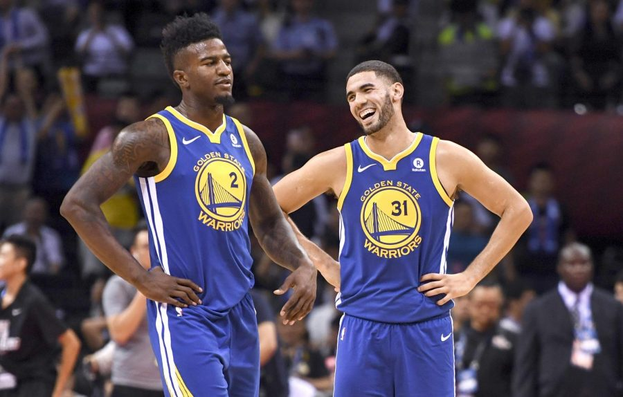 Golden+State+Warriors%3A+Opening+night+and+competition