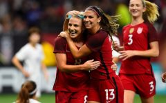 Women outperform men in international soccer