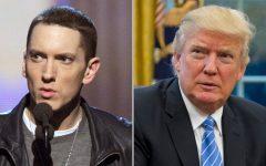 Eminem's take on president Trump