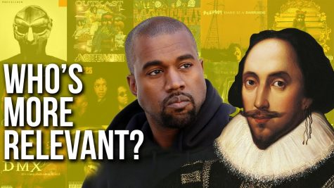 Kanye or Shakespeare: Who is more relevant?