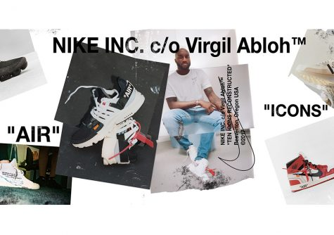 Off-White releases The Ten collection