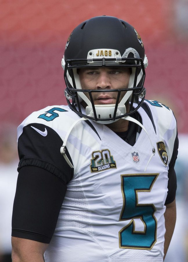 Blake+Bortles%3A+The+most+hated+quarterback+in+the+league