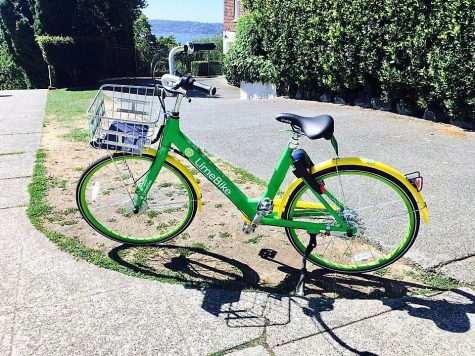 LimeBike offers a new 'green' way of transportation