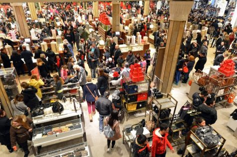 Holiday season not so jolly for retail employees