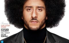 """The citizen we need is Colin Kaepernick, GQ's """"Citizen of the Year"""""""