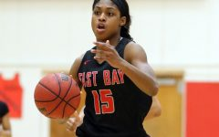 Women's basketball player finds her way to East Bay