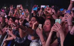 Phone lock pouches comes to a live event near you