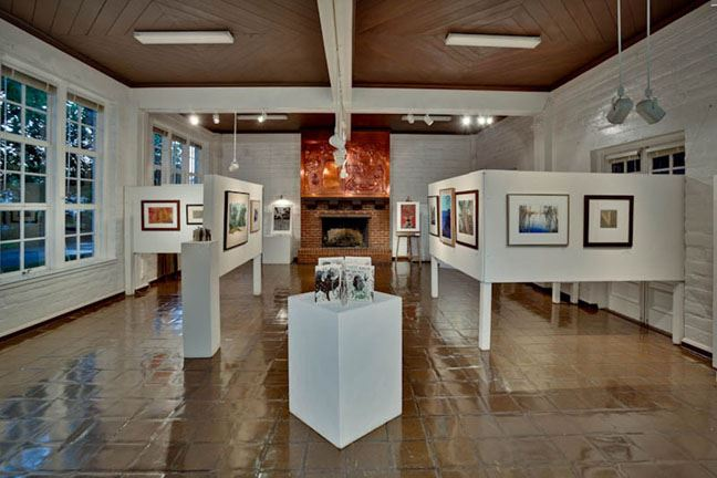 Adobe Art Gallery features Bay Area Artists – The Pioneer