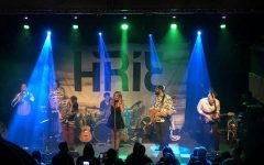 Reggae artist Hirie performs in Berkeley