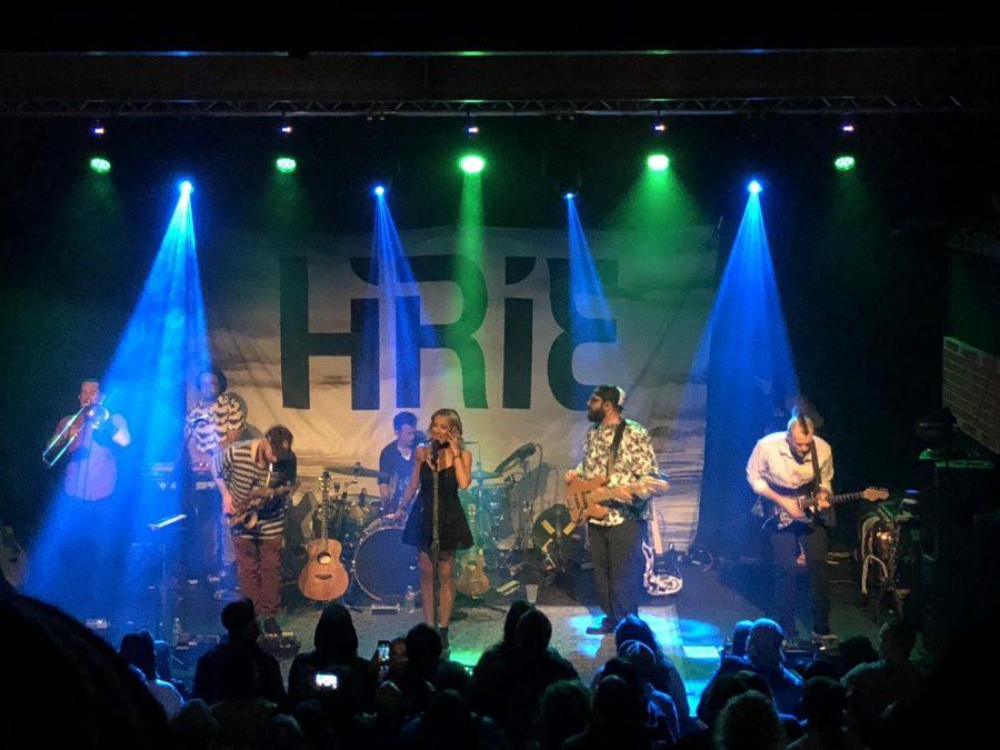 Reggae artist Hirie performs in Berkeley