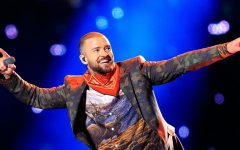 Justin Timberlake makes his return